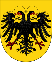 Holy Roman Empire Arms-double head