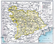 Hyderabad 1909