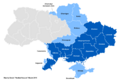 Map of East Ukraine by NuclearVacuum.png