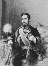 Meiji tenno1
