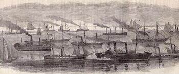 Мобилизация союзного флота