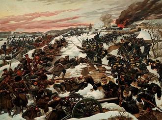 Сражение при Кэсоне