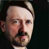 Adolf Hitler with a beard