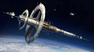 Fuse soviet space station by meckanicalmind-d67k8op