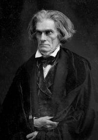John C Calhoun by Mathew Brady, 1849.jpg