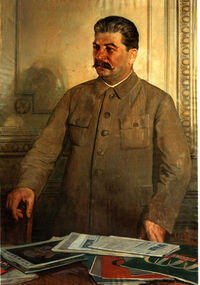 Stalin portrait 1937