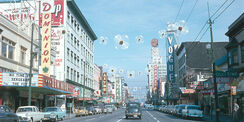 Vancouver-archives-looking-north-on-granville-st-landing