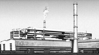 Завод в Исфахане