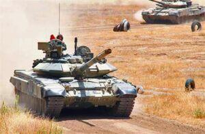 Т-90 в Алжире