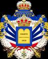 French 1 CoA (Nat. 1848).png