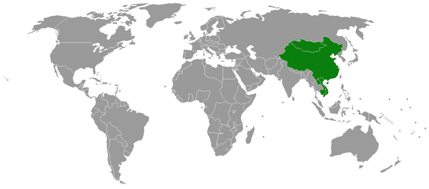 Far East Communist Countries Union (Stubborn Stalin) | Alternative ...