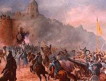 Arab siege of Singh