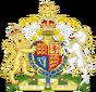 Escudo de Armas Real del Reino Unido