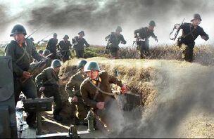 Soldados Coreanos