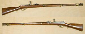 Zündnadelgewehr m-1841 - Preussen - Armémuseum