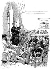 Bakunin speaking