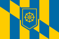 Flag of Gävleborg (Satomi Maiden ~ Third Power).png