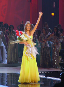 Miss Universe 2008, Dayana Mendoza