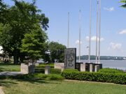Owensboro KY Military Memorial.JPG
