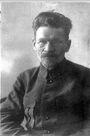 Portrait of Mikhail Kalinin (1922)
