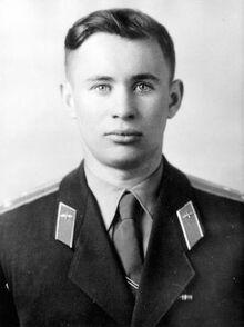 Valentin Bondarenko cosmonaut
