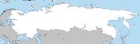Карта Современной Российской Республики
