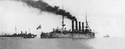 Сражение в заливе Чемульпо