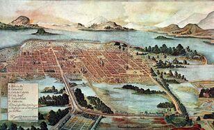 Старый Мехико