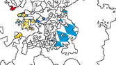 Bav & Pal w. Flags (the Kalmar Union)