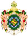 Brasão da Casa de Bragança Real