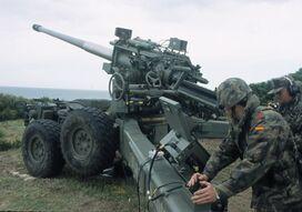 España Artilleria