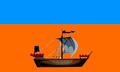 Flag of Badland colony (Urepa, Iria & Esia timeline)