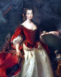 Isabel Luisa de Braganca (close-up)