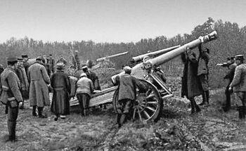 Германская артиллерия