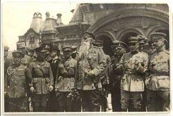 Русская армия на Красной площади