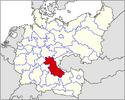 CV Map of Bayreuth 1945-1991
