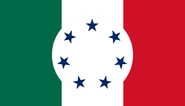 Flag of New Mexico (Southern Independence)