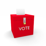 Red Ballot Box