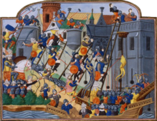 Siege constantinople