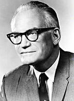 Barry Goldwater Portrait