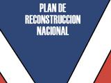 Plan de Reconstrucción Nacional (Chile No Socialista)