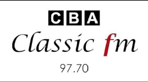 CBA Classic FM -- National Emergency Warning System Test 4 May 2015