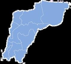 Mapa Región de Atacama (CNS)