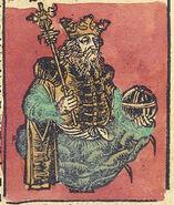 Nuremberg Chronicles f 236r 1 (Rupertus rex)