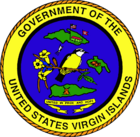 Seal of the United States Virgin Islands