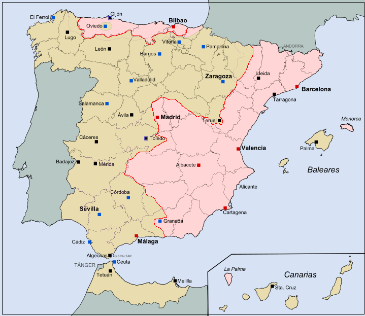 Карта на ноябрь