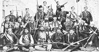 Отряды сербских партизан