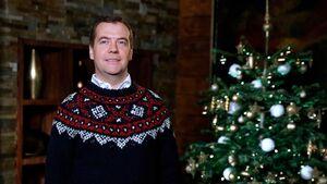 Поздравление президента с Рождеством