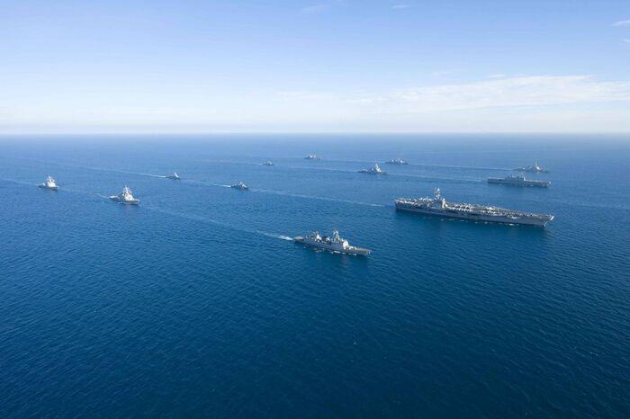 Флот.