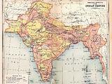 India (Principia Moderni IV Map Game)